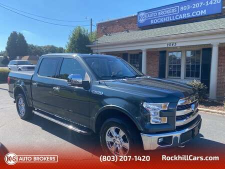 2015 Ford F-150 SUPERCREW 4WD for Sale  - 3092  - K & S Auto Brokers