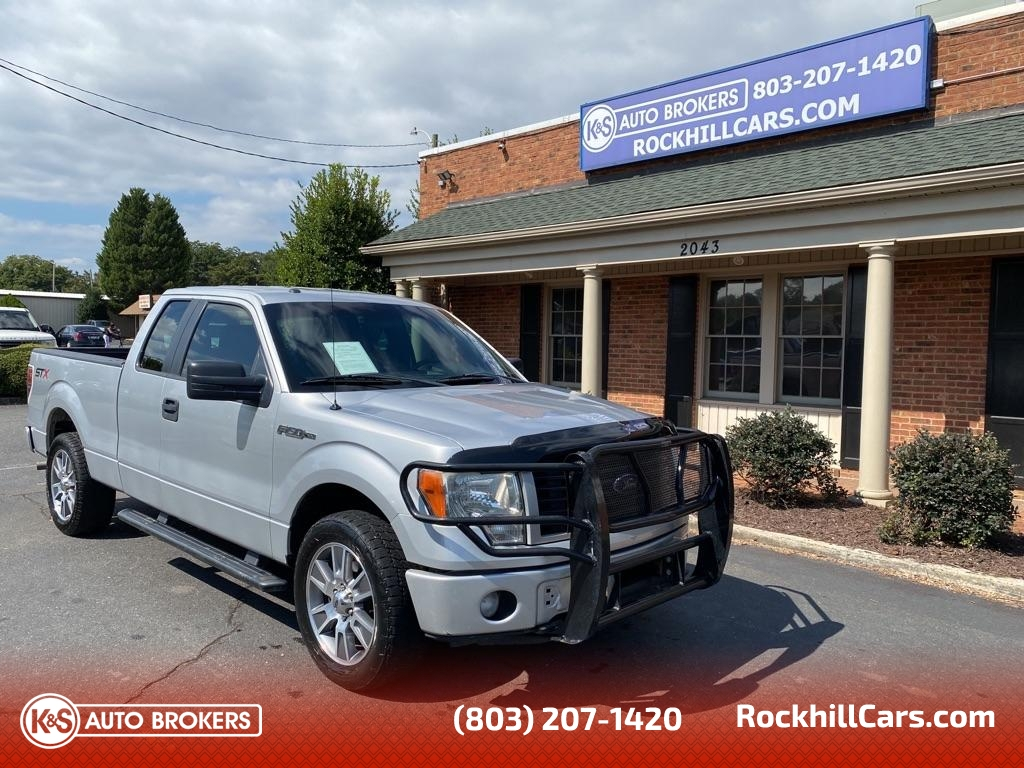 2014 Ford F-150 SUPER CAB 2WD SuperCab  - 3091  - K & S Auto Brokers