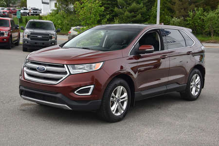 2016 Ford Edge SEL AWD for Sale  - 20041A  - Alliance Ford