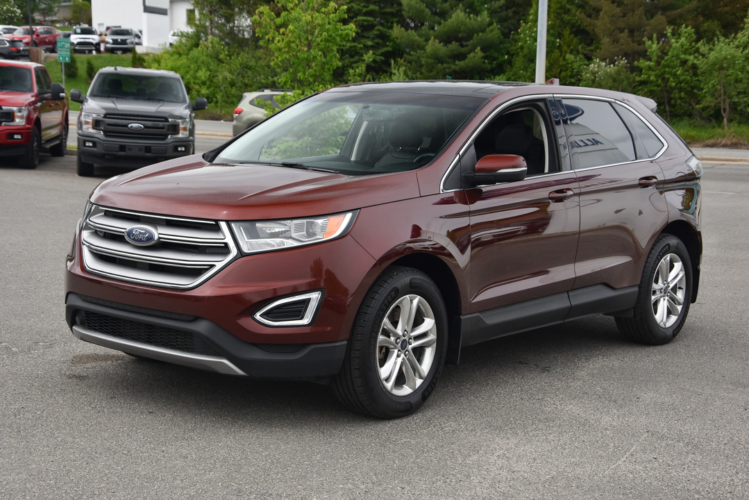 2016 Ford Edge  - Alliance Ford