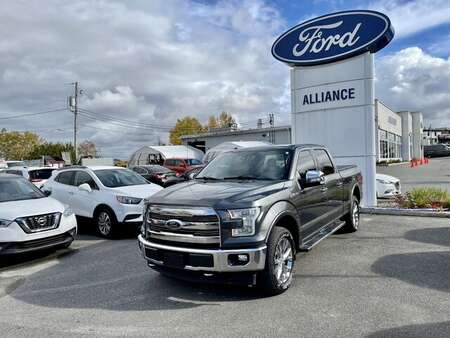 2017 Ford F-150 Lariat** for Sale  - C3622  - Alliance Ford