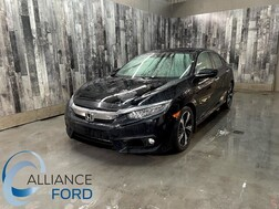 2017 Honda Civic Sedan Touring  - D0073  - Alliance Ford