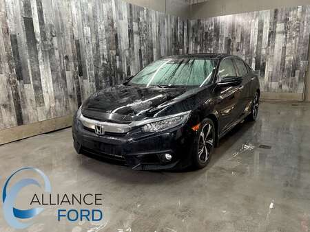 2017 Honda Civic Sedan Touring for Sale  - D0073  - Alliance Ford