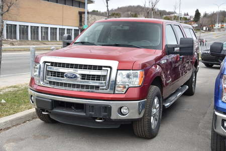 2014 Ford F-150 XLT 4WD SuperCrew for Sale  - 20088A  - Alliance Ford
