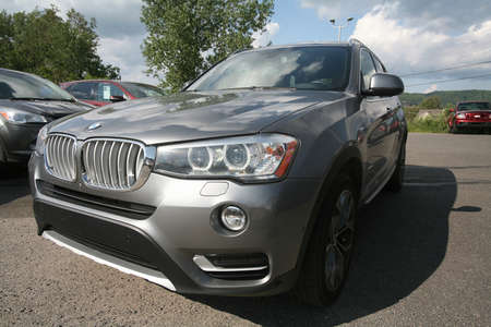 2015 BMW X3 xDrive28d AWD for Sale  - 20196A  - Alliance Ford