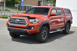 2017 Toyota Tacoma TRD Offroad  - 19307A  - Alliance Ford