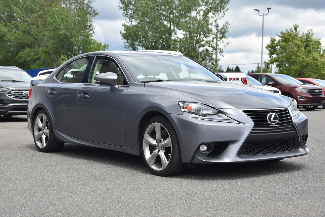 2016 Lexus IS 350  - Alliance Ford