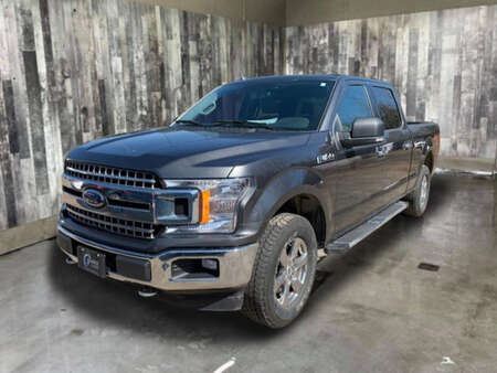 2018 Ford F-150 XLT 4WD SuperCrew for Sale  - C3498  - Alliance Ford