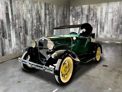 1931 Ford t  - C3461  - Alliance Ford