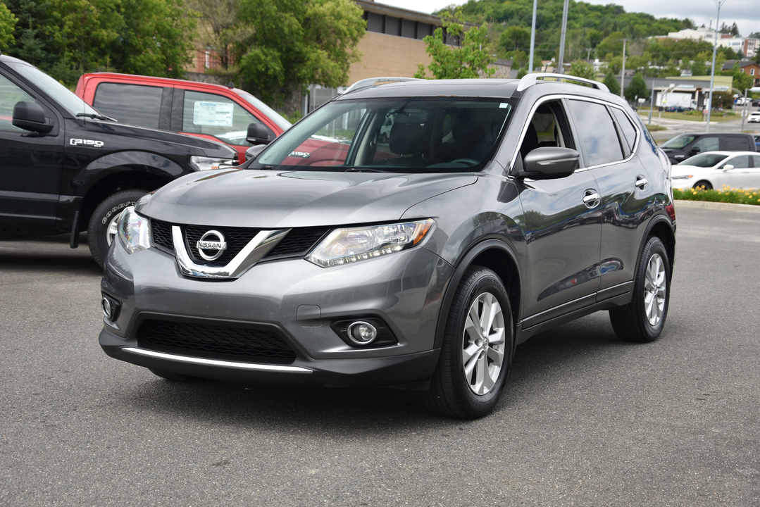 2014 Nissan Rogue  - Alliance Ford