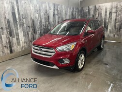 2018 Ford Escape SE 4WD  - 21189A  - Alliance Ford