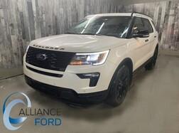 2019 Ford Explorer Sport 4WD  - D0012  - Alliance Ford