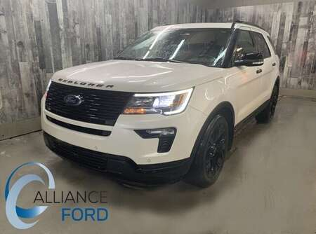2019 Ford Explorer Sport 4WD for Sale  - D0012  - Alliance Ford