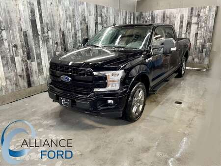 2020 Ford F-150 Lariat 4WD SuperCrew for Sale  - C3562  - Alliance Ford