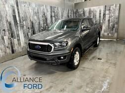 2019 Ford Ranger XLT 4WD SuperCrew  - 21221A  - Alliance Ford