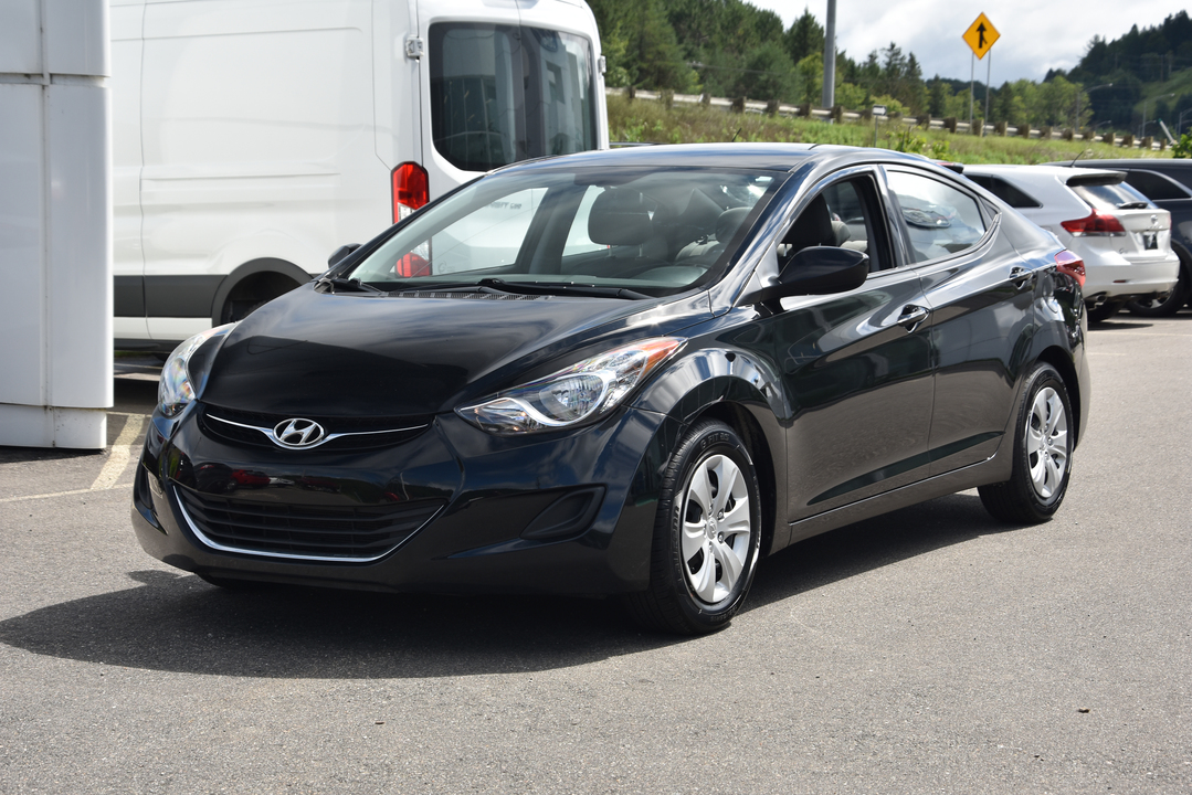 2013 Hyundai Elantra  - Alliance Ford