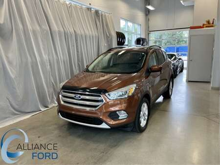 2017 Ford Escape SE 4WD for Sale  - 21106B  - Alliance Ford