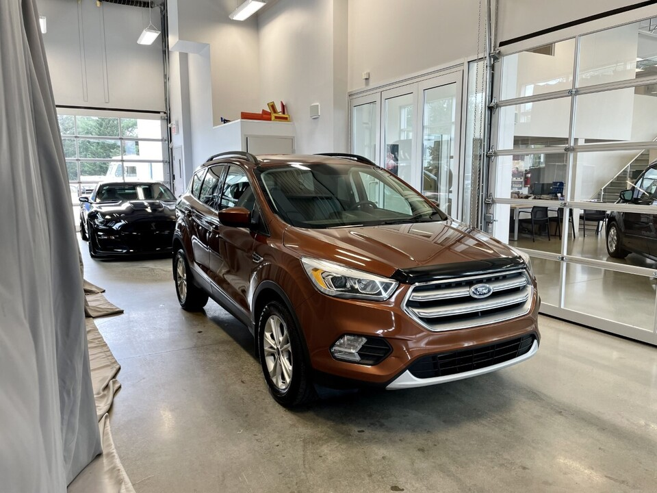 2017 Ford Escape  - Alliance Ford