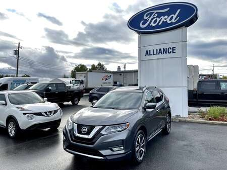 2017 Nissan Rogue SL for Sale  - 21307A  - Alliance Ford