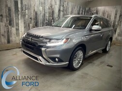 2019 Mitsubishi Outlander PHEV GT  - 21114A  - Alliance Ford