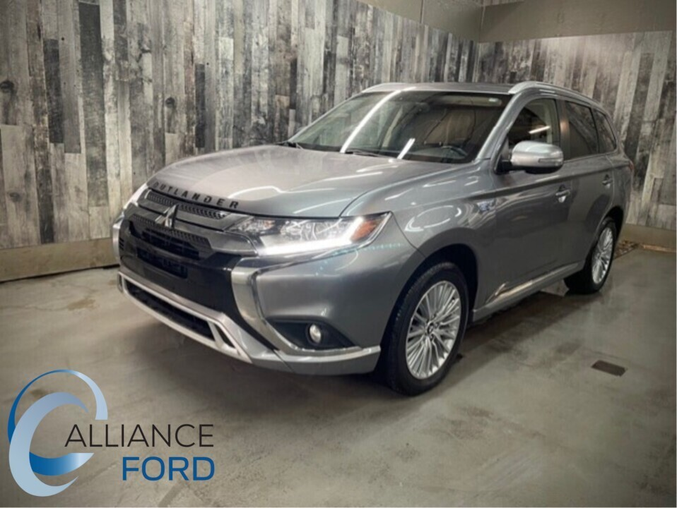 2019 Mitsubishi Outlander PHEV  - Alliance Ford
