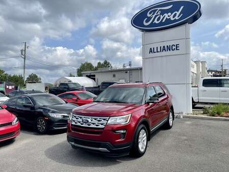 2018 Ford Explorer XLT 4WD for Sale  - 21240A  - Alliance Ford