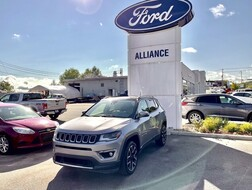 2018 Jeep Compass Limited  - 21230A  - Alliance Ford