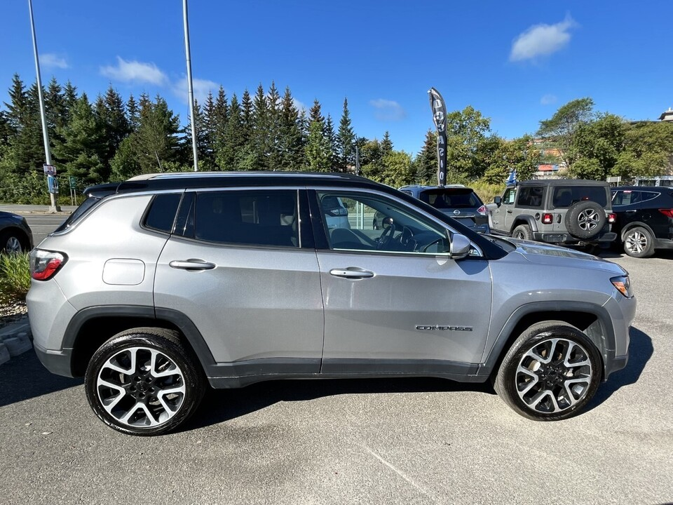 2018 Jeep Compass  - Alliance Ford