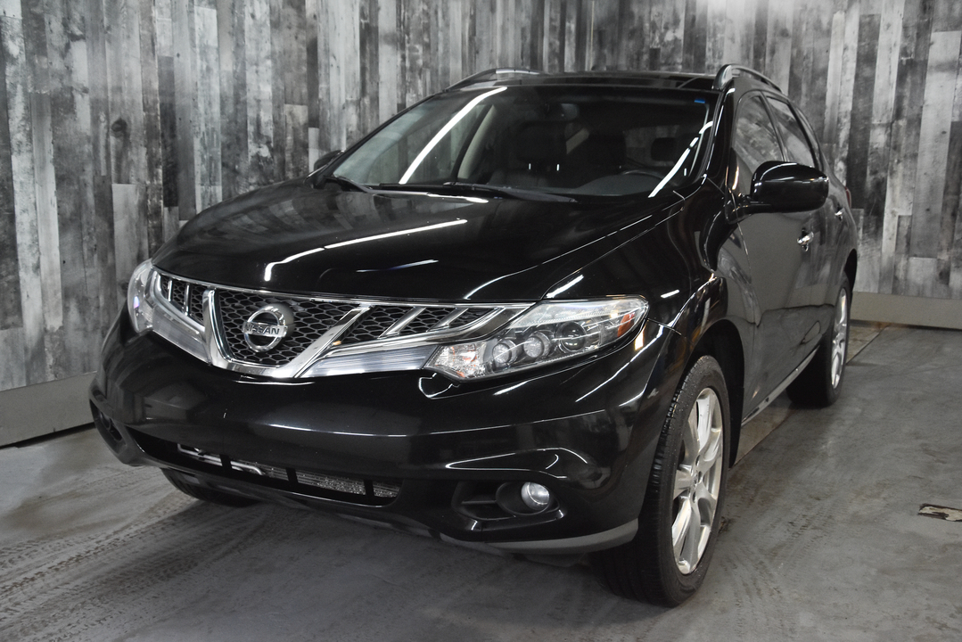 2014 Nissan Murano  - Alliance Ford
