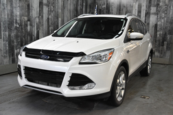 2016 Ford Escape Titanium 4WD  - 19521A  - Alliance Ford