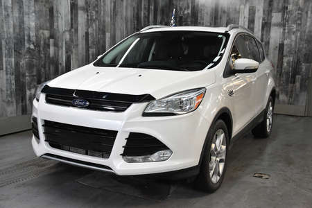 2016 Ford Escape Titanium 4WD for Sale  - 19521A  - Alliance Ford