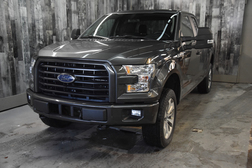2017 Ford F-150 XL 4WD SuperCab  - 19464A  - Alliance Ford