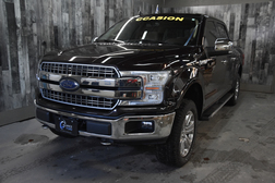2018 Ford F-150 Lariat 4WD SuperCrew  - C3206  - Alliance Ford