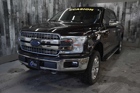 2018 Ford F-150 Lariat 4WD SuperCrew for Sale  - C3206  - Alliance Ford
