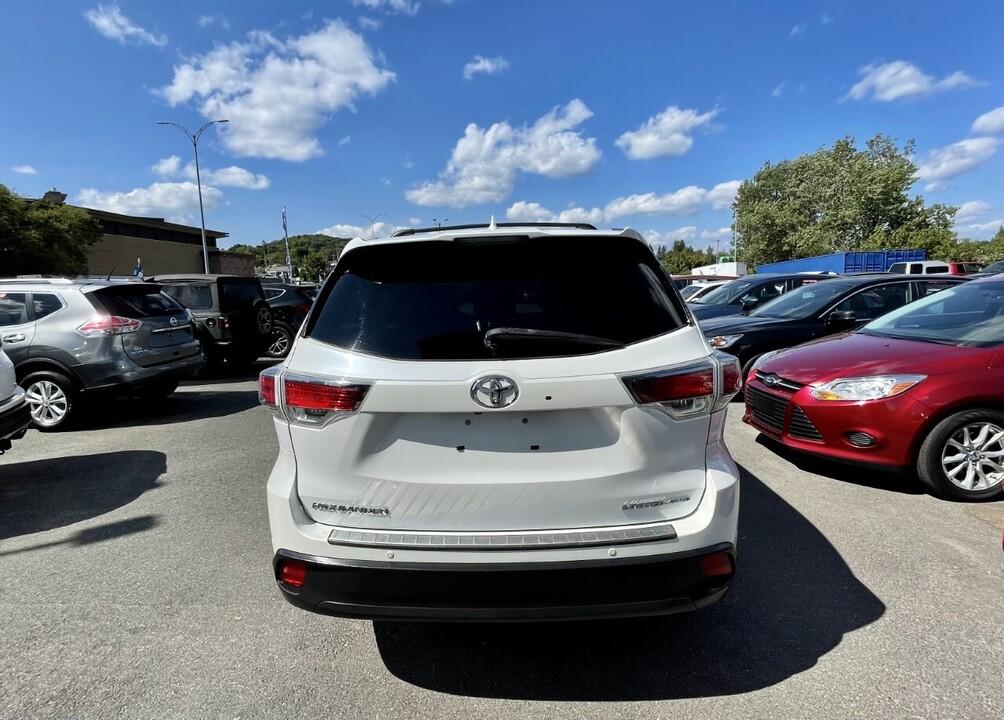 2015 Toyota Highlander  - Alliance Ford