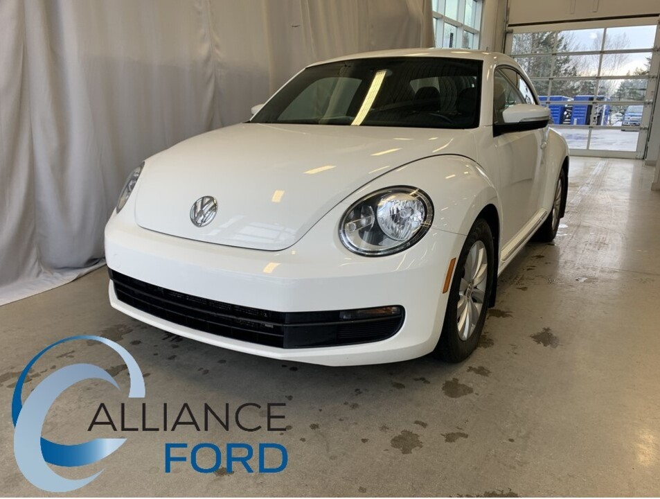2013 Volkswagen Beetle Coupe  - Alliance Ford