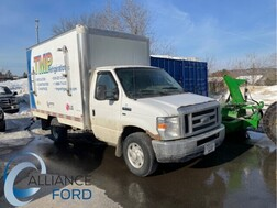 2009 Ford Econoline Commercial Cutaway Base  - C3472  - Alliance Ford