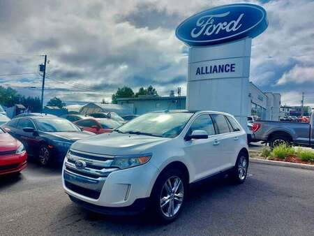 2011 Ford Edge Limited AWD for Sale  - 21260A  - Alliance Ford