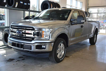 2020 Ford F-150 XLT for Sale  - MT-20136  - Alliance Ford