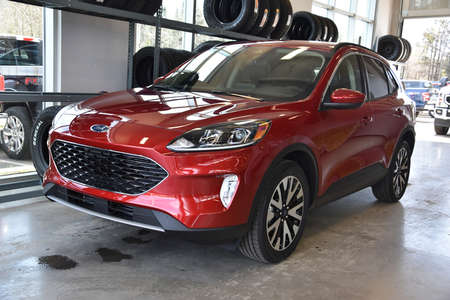 2020 Ford Escape SEL for Sale  - MT-20139  - Alliance Ford