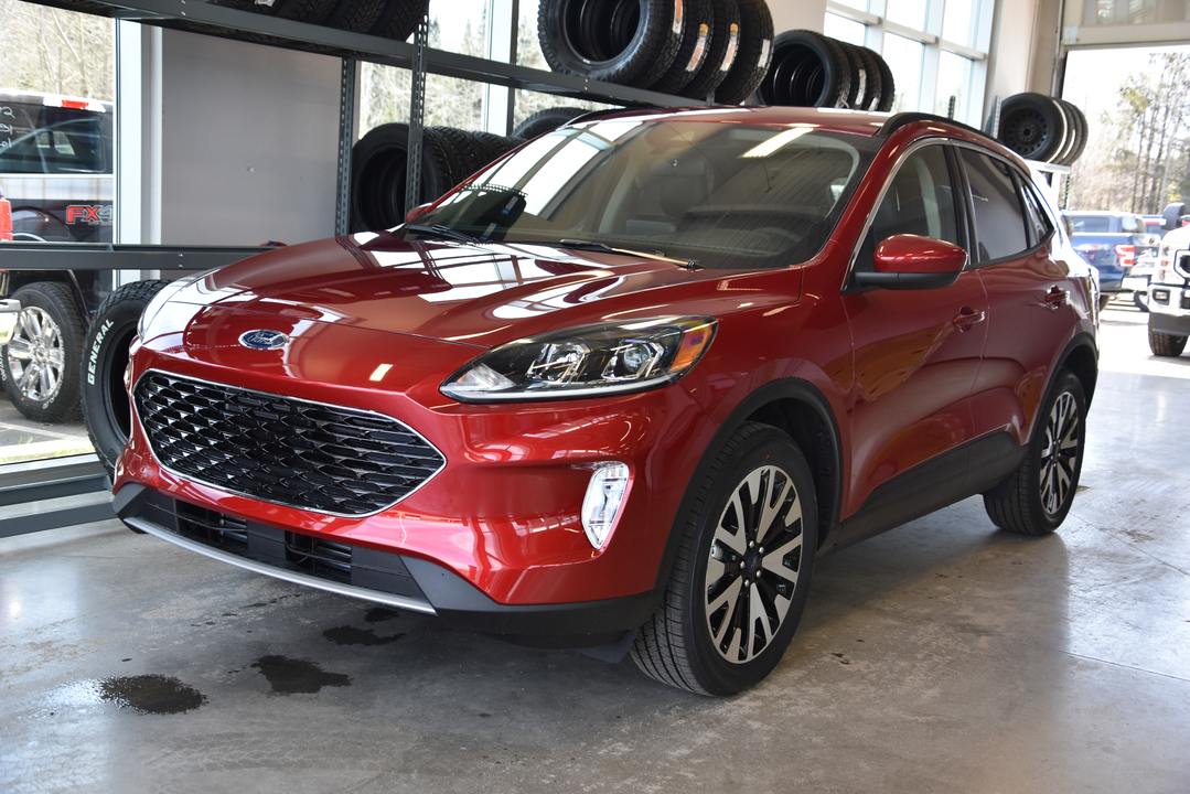 2020 Ford Escape  - Alliance Ford