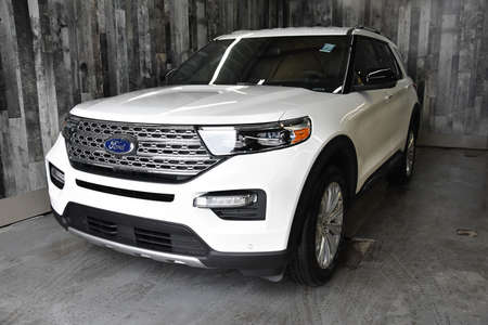 2020 Ford Explorer Limited for Sale  - ST-20102  - Alliance Ford