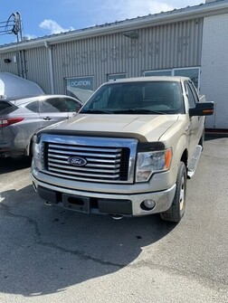 2010 Ford F-150 XLT 4WD SuperCab  - 21090A  - Alliance Ford