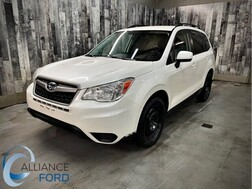 2015 Subaru Forester 2.5i  - C3466A  - Alliance Ford