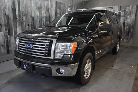 2010 Ford F-150 XLT 4WD Regular Cab for Sale  - C3223  - Alliance Ford