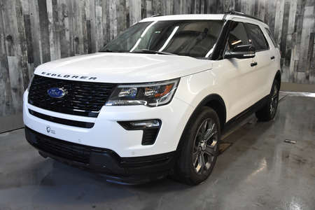 2018 Ford Explorer Sport 4WD for Sale  - C3253  - Alliance Ford