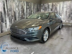 2017 Ford Fusion SE  - C3512  - Alliance Ford