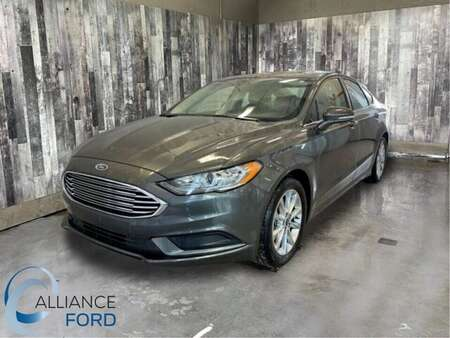 2017 Ford Fusion SE for Sale  - C3512  - Alliance Ford