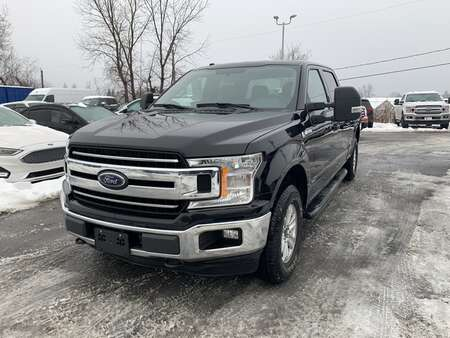 2018 Ford F-150 XLT 4WD SuperCrew for Sale  - C3425  - Alliance Ford