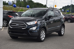 2018 Ford EcoSport SE 4WD  - MT-318435  - Alliance Ford